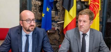 Une coalition PS-MR en Wallonie ou avec Ecolo?