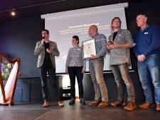Gemeente Berkelland wint Gouden Mispel