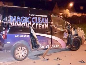 Aangehouden trucker heeft spijt, maar snapt niet hoe hij zo'n ravage kon veroorzaken in woonwijk
