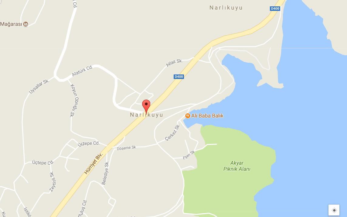 Het lichaam van de vermiste Joey werd gevonden in een opgedroogde rivierbedding bij de Turkse plaats Narlikuyu