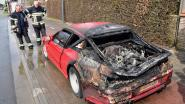 Oldtimer brandt uit na herstellingswerken aan motor