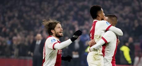Kijkcijferrecord Ajax - PSV: bijna 1 miljoen kijkers