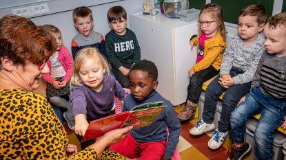 (Groot)ouders lezen voor in De Boomgaard