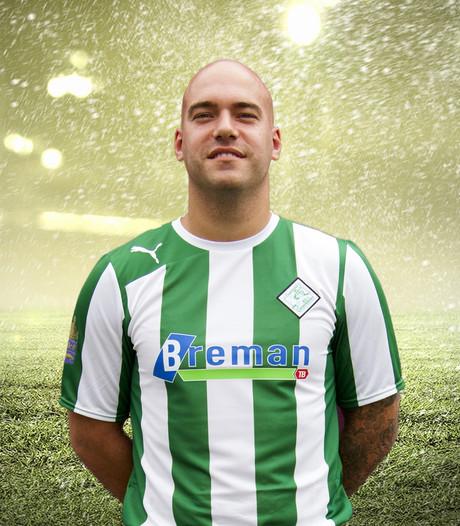DHSC nieuwe club Van der Kooy