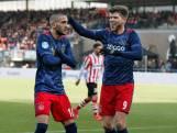 Ajax mag blijven dromen van titel na ruime zege op Sparta