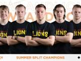 LowLandLions wint alweer Nederlandse League of Legends-competitie