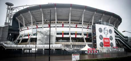 Ajax - RKC Waalwijk zonder publiek