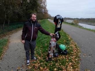 """Duffelaar brengt reisgids voor longboarders en inline skaters uit: """"Veel locaties ontdekt tijdens 800 km lange tocht door Vlaanderen"""""""