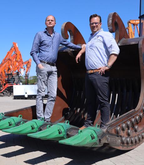 Jarig Pladdet bij Biervliet werkt met 'grote jongensspeelgoed'