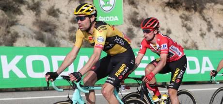 Dumoulin blijft in Vuelta: 'Richting 2021 een goede investering'