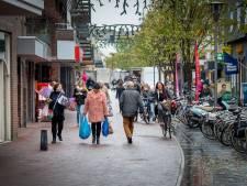 Loerende fietsendieven in Wijchens centrum: 'zet je fiets vast'