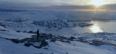 Wetenschappers slaan alarm: ijs op Groenland smelt in moordend tempo