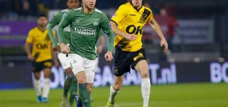 LIVE   NAC laat PSV schrikken; Verschueren raakt de lat