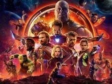 Avengers: Infinity War brengt meer dan 2 miljard dollar op