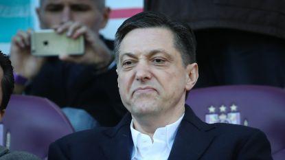 Football Talk. Spilfiguur Veljkovic blijft tien jaar geschorst, makelaar Mortelmans één jaar - Bond draait op voor kosten onderzoek