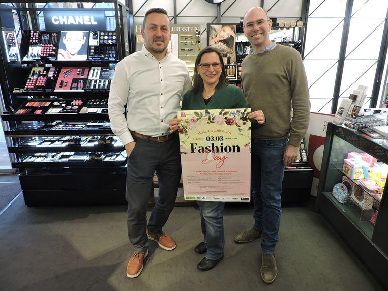 De organisatoren van Fashion Day.