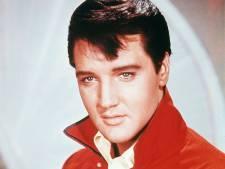 Met stenen bezette toque van Elvis Presley te koop
