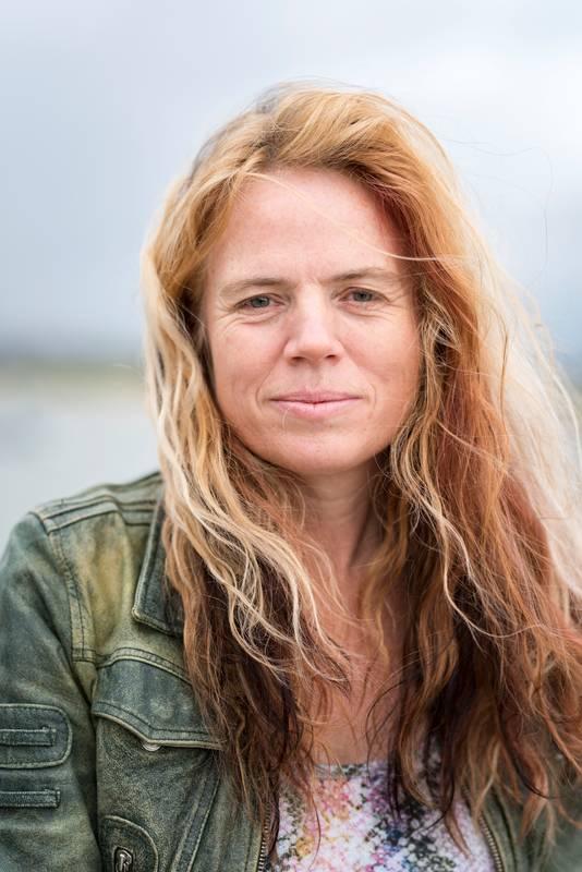 SP-lijsttrekker Renske Helmer