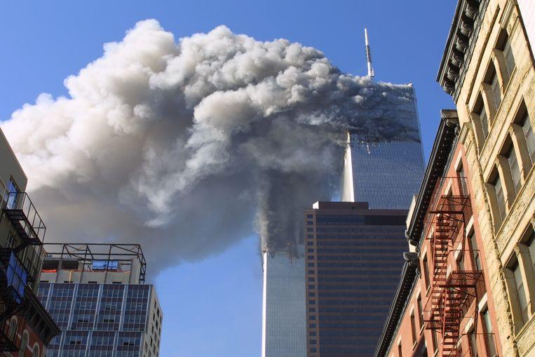 De aanslagen bestonden uit vier gekaapte vliegtuigen waarvan er twee insloegen in de WTC-torens in New York.