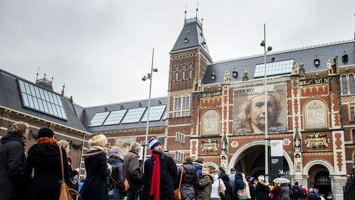Door de stadspas voor iedereen beschikbaar te stellen moeten de lange rijen voor musea korter worden