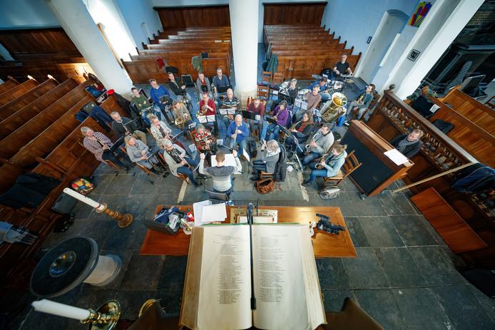 De Zevenbergse kerken werken samen aan een variant op The Passion.