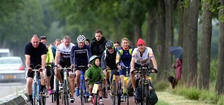 'Koningin van de fiets' maakt laatste tocht naar Bergen op Zoom