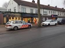 Man overvalt juwelier Nijverdal, politie slaat hem 8 minuten later in de boeien