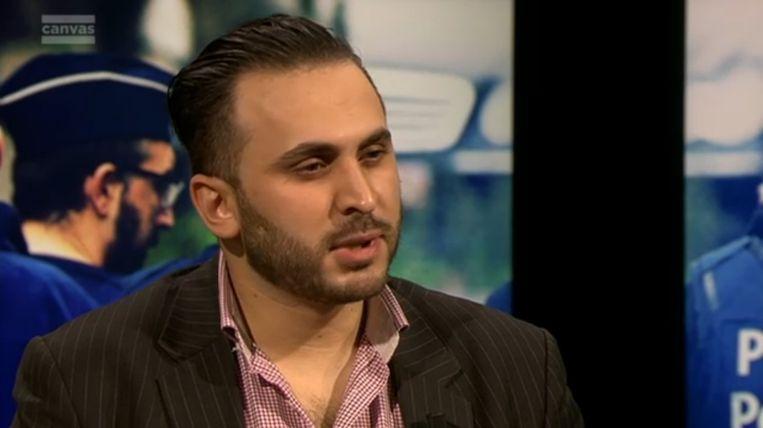 Montasser AlDe'emeh vertelde zijn verhaal vanavond in 'De Afspraak'.