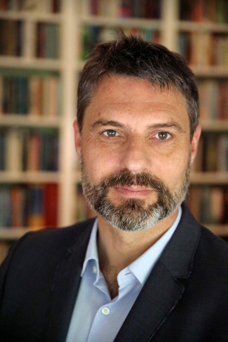 Hoogleraar psychologie Carsten de Dreu. Beeld Rafael Philippen fotografie