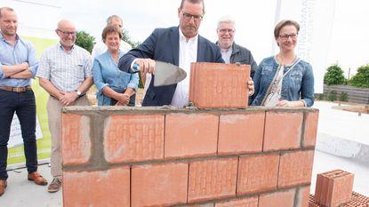 Bouw van 32 nieuwe sociale woningen van start