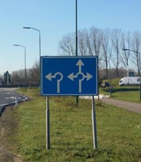 Bestuurders bekeurd op rotonde bij Beek en Donk