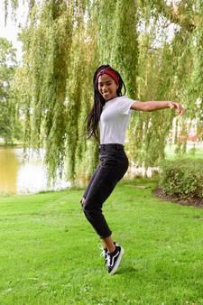 Ina (20) maakt droom waar met Thriller in Londen