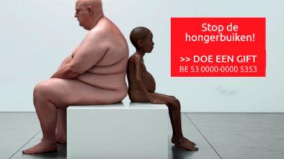 Kritiek op Rode Kruis-campagne: 'Hoe kunnen jullie mensen met overgewicht zo stigmatiseren?'