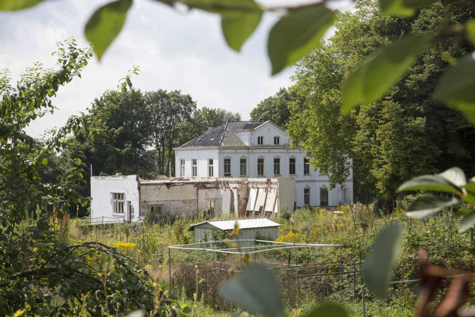 Landgoed Klingelbeek aan de Klingelbeekseweg in Arnhem op archiefbeeld.