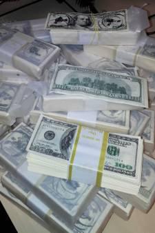 Mysterieuze vondst: '430.000 dollar' neergelegd bij Winterswijk