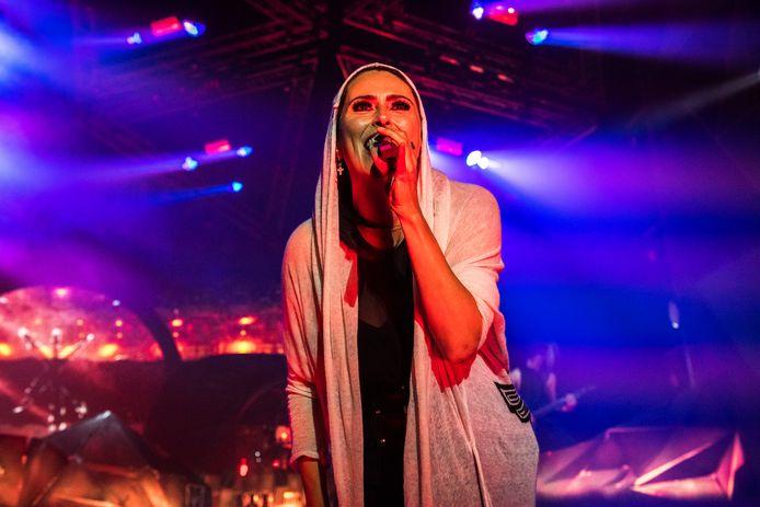 Within Temptation bij Appelpop.