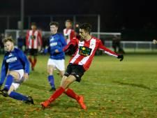 Vlissingen kan het na opstootje met 10 man niet bolwerken tegen FC Boshuizen