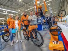 Fietsen van Gazelle naar Nederlands team Olympische Spelen
