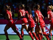 La Chine sur la route des Red Panthers en barrage olympique