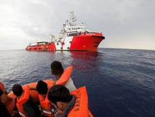 Italië doorzoekt migranten-hulpschip Save the Children