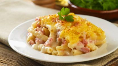 Macaroni of stoofvlees zit vol calorieën. Zo maak je er een gezonde versie van