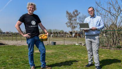 """Berlaars ondernemersduo start online platform om handelszaken te helpen: """"Onze collega's helpen in deze moeilijke tijden"""""""