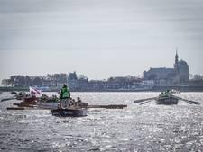 Einde aan de Veerse Slag voor de sloeproeiers