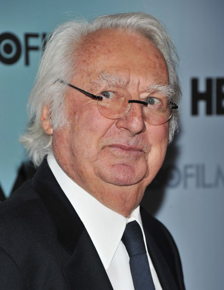 Architect Richard Meier.  Beeld Getty Images