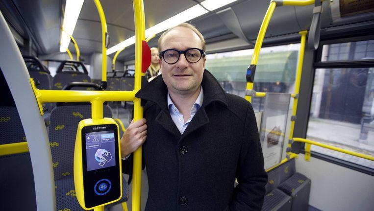 Archiefbeeld: Vlaams minister van Mobiliteit Ben Weyts (N-VA).