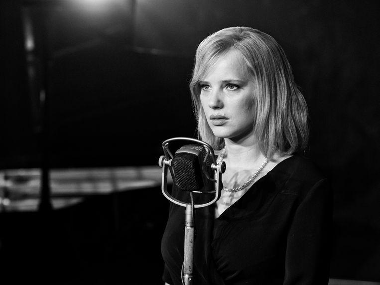 Joanna Kulig in Cold War.  Beeld