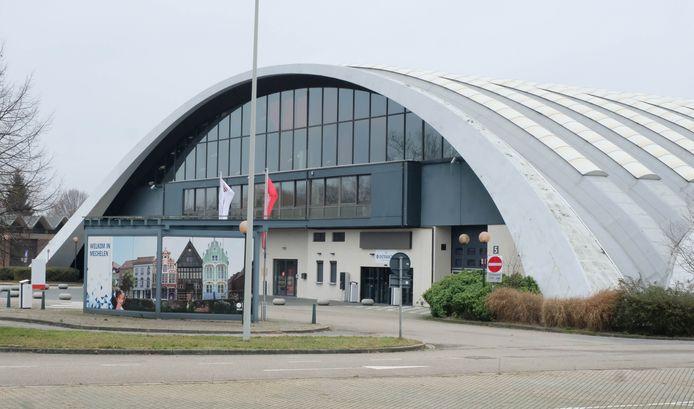 De Nekkerhal in Mechelen.