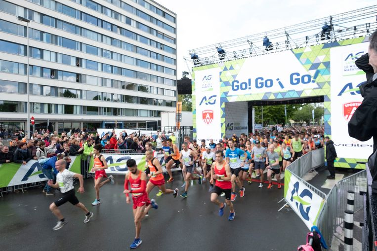 Antwerp 10 miles 2019