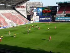 NAC stapt in besloten oefenduel met Zulte Waregem (0-0) over op vijf verdedigers