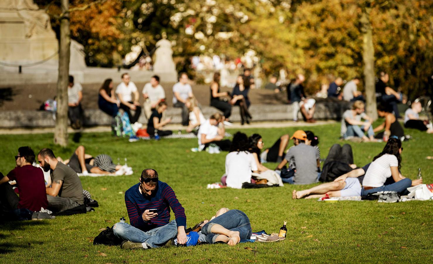 Nederlanders zijn over het algemeen tevreden met de kwaliteit van hun leven.